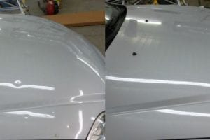 Auto Dent Repair photo at Five Star Autoplex Fort Worth TX Auto Body Repair