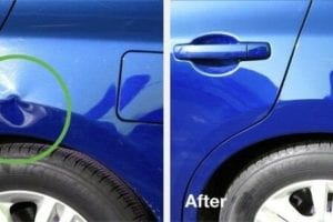 Dent Repair Fort Worth TX Auto Body Repair