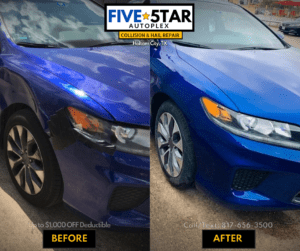 Fort Worth Auto Body Repair on cars