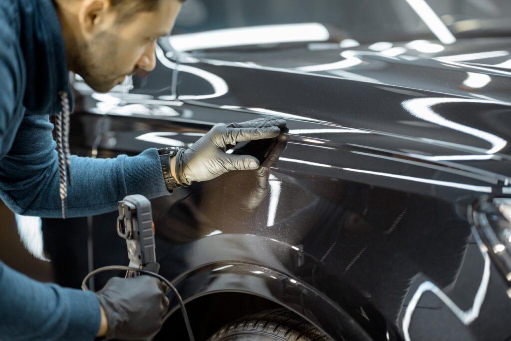 Perfect Auto Body Paint Job