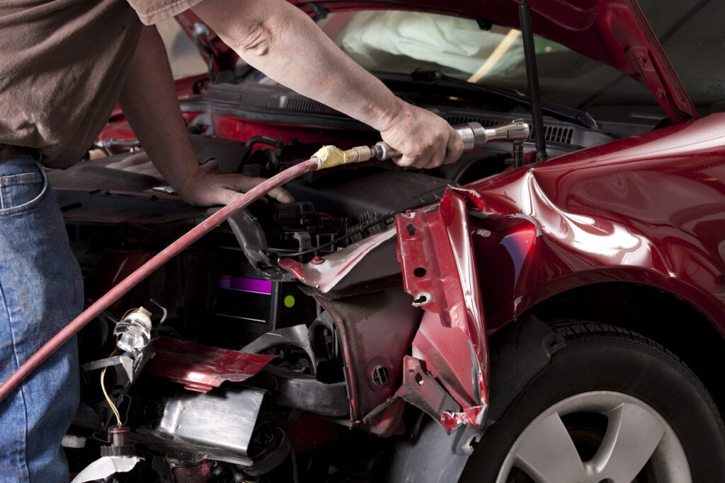 Auto Collision Repair Fort Worth Texas